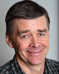 Image of faculty member, Kevin Cassidy