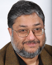 Image of faculty member, Arjun Chaudhuri