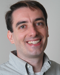 Image of faculty member, Mark Demers