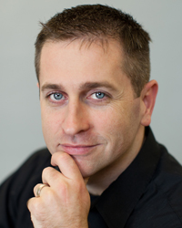 Image of faculty member, Michael Cooney