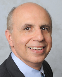 Image of faculty member, Shahrokh Etemad