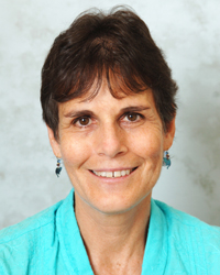 Image of faculty member, Johanna Garvey