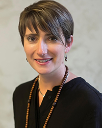 Image of faculty member, Nicole O'Brien