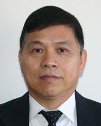 Image of faculty member, James He