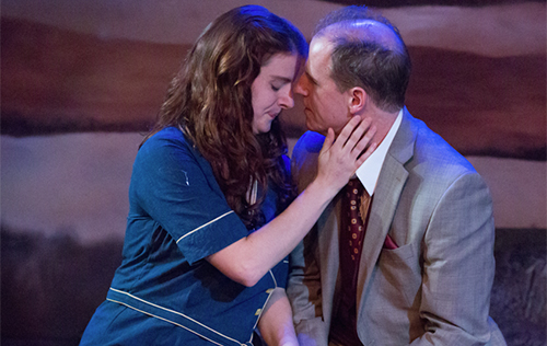 "Walnut Street Theatre in ""A Moon for the Misbegotten"""