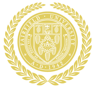 Fairfield University Gold Seal