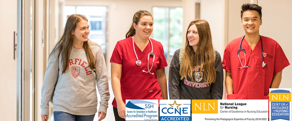 School of Nursing and Health Studies | Fairfield University, Connecticut
