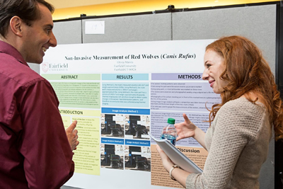 2015 Research Symposium Sigma Xi Poster Session