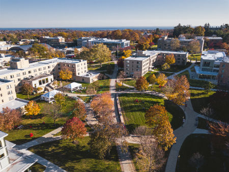 Plans for Fairfield's Spring 2021 Return to Campus | November 2020