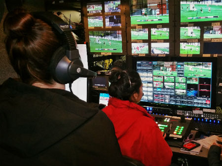 College of Arts & Sciences Announces New Sports Media Major | April 2020  Archive | Fairfield University News Channel