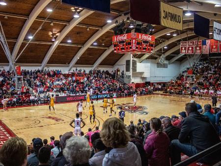 Fairfield Basketball Announces 2020 21 MAAC Schedule | September
